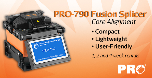 PRO-790 Fusion Splicer (Core Alignment)